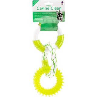 Multipet Canine Clean 3 Rings 11""
