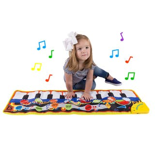 Step Piano Mat for Kids, Keyboard Mat with Musical Keys Hey! Play! https://ak1.ostkcdn.com/images/products/18504844/P24617720.jpg?impolicy=medium