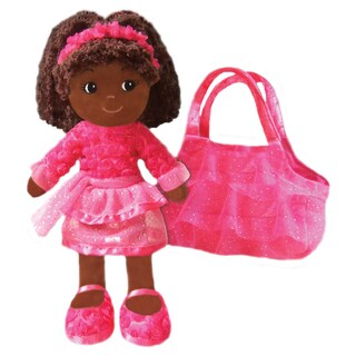 Elana Tutu doll with purse
