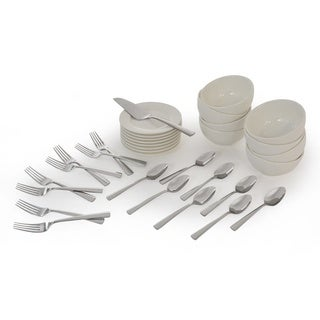 Oneida Chef's Table Entertainment Series: 33-Pc Dessert Set