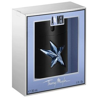 Thierry Mugler Angel Men's 1-ounce Eau de Toilette Spray Rubber