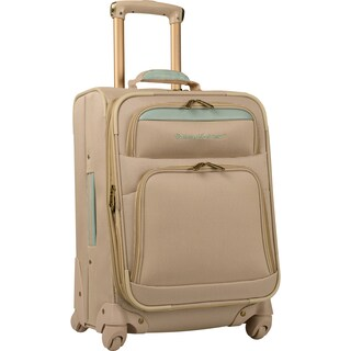 Tommy Bahama Bahama Mama 20-inch Carry On Spinner Upright Suitcase