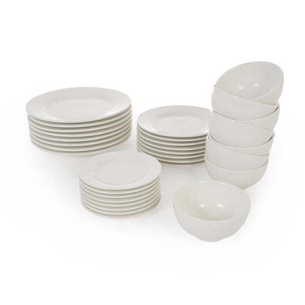 Shop Oneida Chefs Table Entertainment Series 32 Pc Dinnerware Set