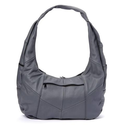 3279d7d28788 Grey Handbags | Shop our Best Clothing & Shoes Deals Online at Overstock