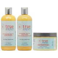 True Made Beautiful Shampoo, Conditioner & Hair Butter