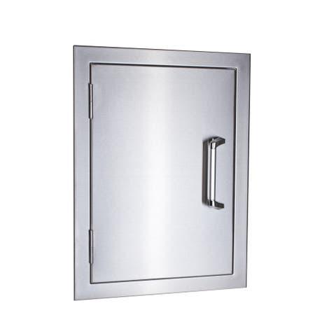 Stainless Steel Vertical Door