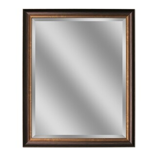 Headwest Oil Rubbed Bronze Wall Mirror