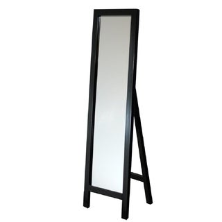Headwest Espresso Easel Floor Mirror - 18 x 64