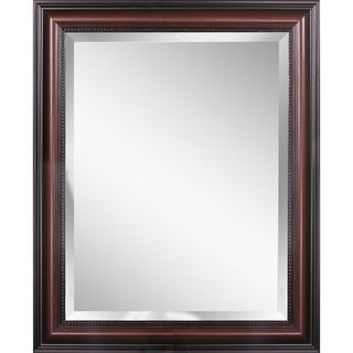 Headwest Traditional Cherry Wall Mirror