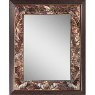 Headwest Tropical Leaf Wall Mirror