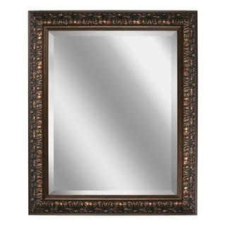 Headwest Bronze Ornate Wall Mirror