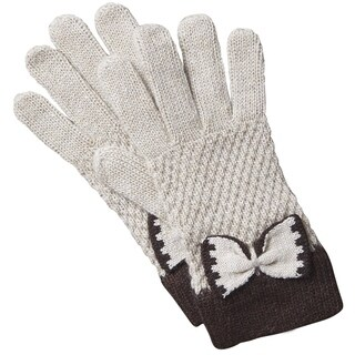 Winter Bow Gloves