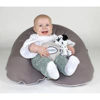3-in-1 Multifunctional Pregnancy Pillow, Nursing Pillow and Baby Lounge