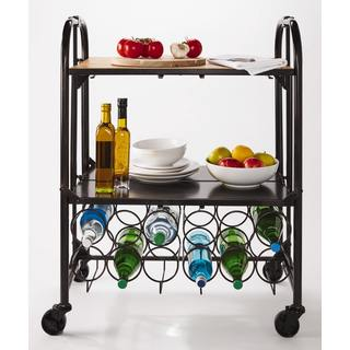 Artesa Hadamar Folding Bar Cart