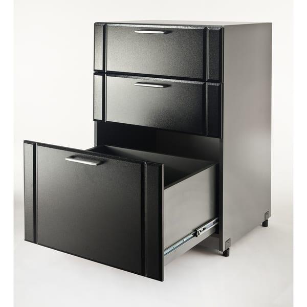 Closetmaid 72 W 5 Piece Garage Storage Cabinet Set Overstock 18507065