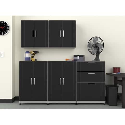 """ClosetMaid 72"""" W 5-Piece Garage Storage Cabinet Set"""