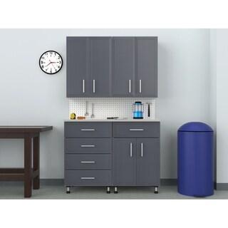 """ClosetMaid ProGarage 48"""" W 6-Piece Garage Storage Cabinet Set"""