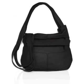 04852b1c51513 Buy Zipper Shoulder Bags Online at Overstock