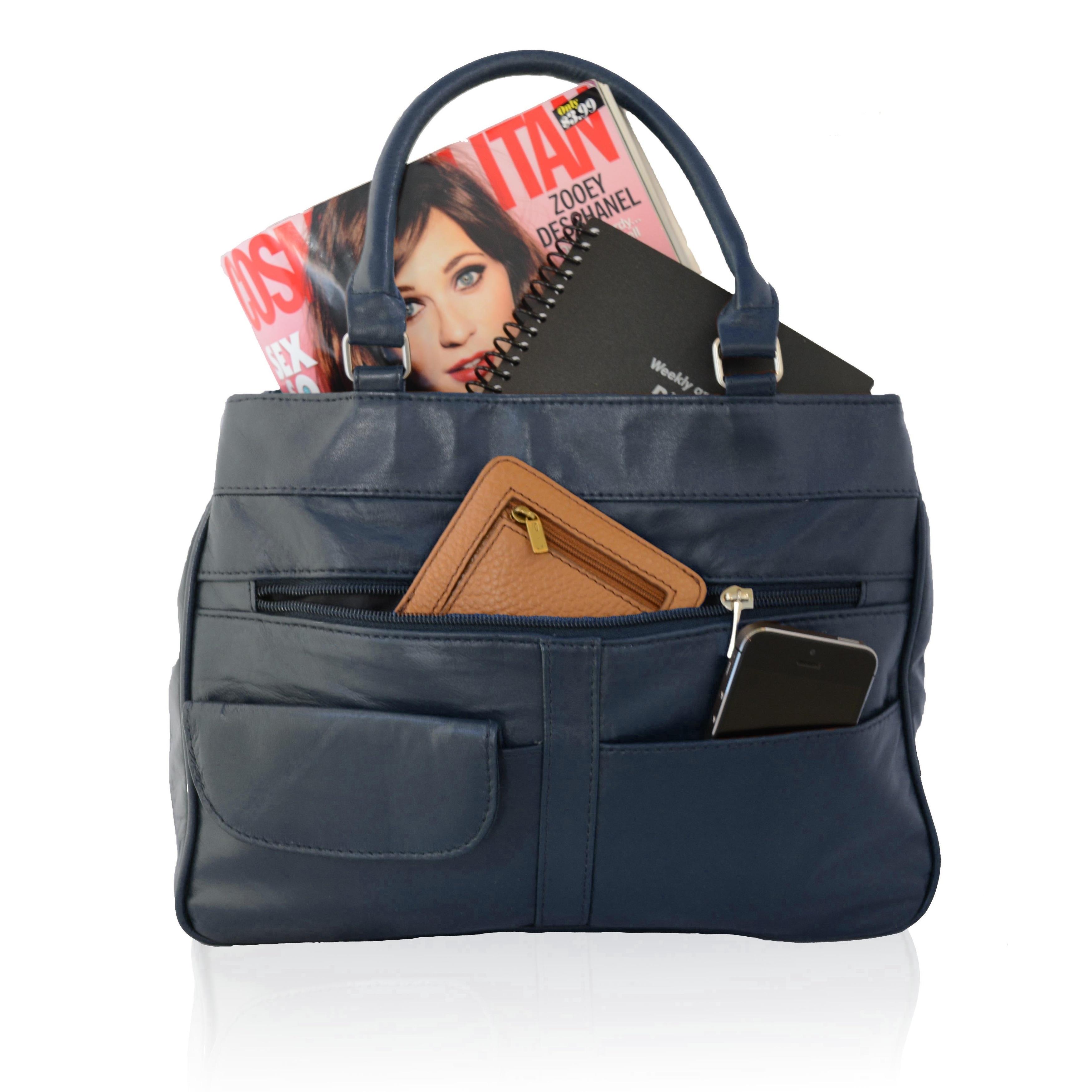 Blue Handbags Shop Our Best Clothing Shoes Deals Online At Katespade Adrien Large Two Tone Authentic