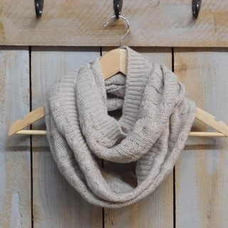 Classic Knit Infinity