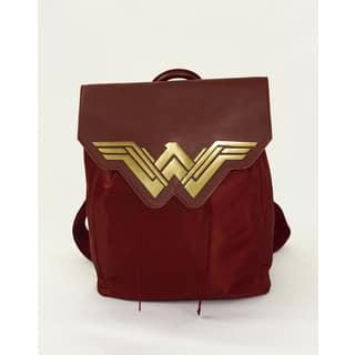 Wonder Woman Fashion Backpack|https://ak1.ostkcdn.com/images/products/18507180/P24619730.jpg?impolicy=medium