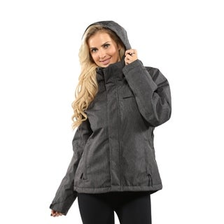 Pulse Women's Black Dakota Ski/Snowboard Jacket