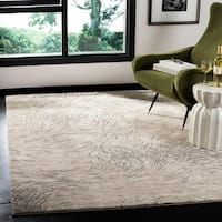 Safavieh Meadow Ivory/ Grey Rug - 3'3 x 5'