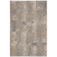 Safavieh Meadow Ivory/ Grey Rug (3'3 x 5')