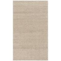 Safavieh Hand-Woven Natura Beige Wool Rug - 3' x 5'