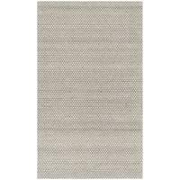 Safavieh Hand-Woven Natura Grey Wool Rug - 3' x 5'