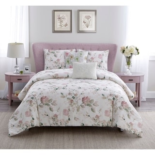Marble Hill Carlisle Reversible 100 Cotton 3 Piece