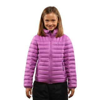 Girl's Powderdown Youth Ski/Snowboard Jacket