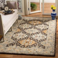 Safavieh Handmade Aspen Beige/ Brown Wool Rug - 8' x 10'