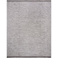 Safavieh Hand-Woven Montauk Charcoal Cotton Rug - 8' x 10'