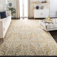 Safavieh Evoke Ivory/ Gold Rug - 6'7 Square