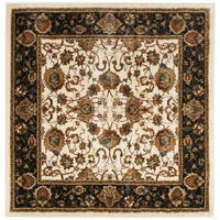 Safavieh Summit Ivory/ Dark Grey Rug - 6'7 Square