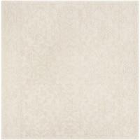 Safavieh Handmade Trace Ivory Wool Rug - 6' Square