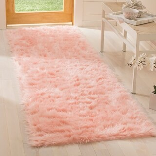 Pink Runner Rugs For Less Overstock Com