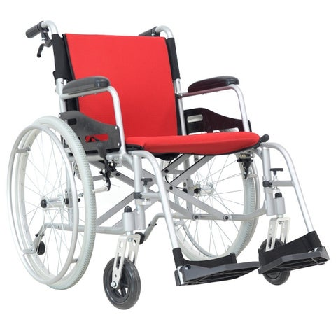Hi-Fortune Lightweight Medical Manual Wheelchair
