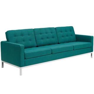 Loft Upholstered Fabric Sofa