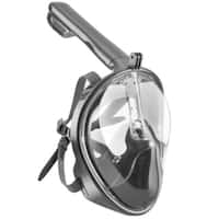 Seaview 180° GoPro Compatible Snorkel Mask-Panoramic Full Face Design with Anti-Fog and Anti-Leak Technology