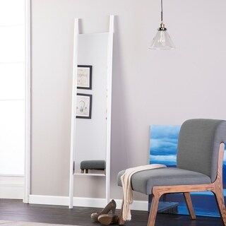 Holly & Martin Swain Leaning Mirror - White