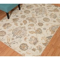 "Westfield Home Sphinx Odessa Cream Area Rug - 7'10"" x 10'6"""