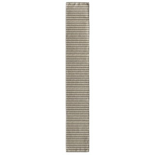 Kavka Designs Ivory Willow Table Runner Becky Bailey