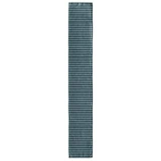 Kavka Designs Teal Willow Table Runner Becky Bailey