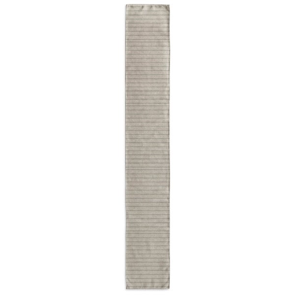Kavka Designs Grey Willow Table Runner Becky Bailey