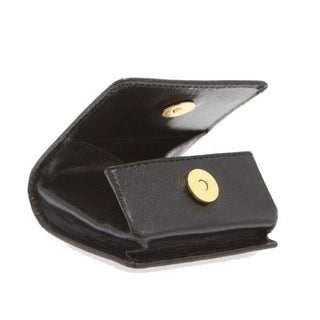 Visconti Polo 421 Leather Change key Holder Coin Purse Pouch Tray