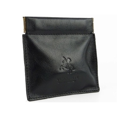 726a7da69e Shop Visconti CP9 Mens Leather Coin Purse Pouch Wallet Key Holder - Free  Shipping On Orders Over $45 - Overstock - 18514107