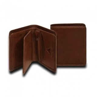 Visconti RFID Secure Men/'s Leather Front Pocket Wallet Thin Slimfold Bifold Gift
