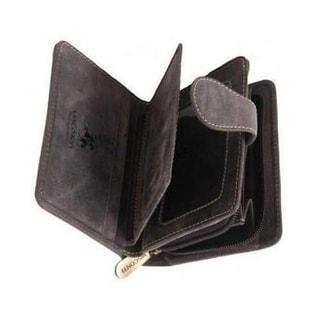 Visconti Hunter 715 Mens Bifold Wallet with Zipper Coin Purse